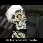 Achmed, el terrorista muerto