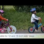 Aprendiendo a ir en bici
