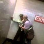 Detención absurda en el metro de NY