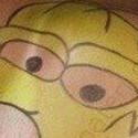 ¿Homer vegetariano?