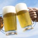 Enfriando las cervezas