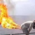 Pedo en llamas Fail