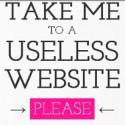 La web de las webs absurdas