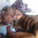 Foto de perfil con su hija