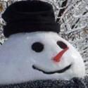 El mundo del fitness ha llegado a los muñecos de nieve