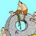La invención de la rueda