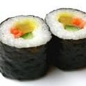 ¿Hace un poco de sushi?