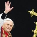 Primeras imágenes del exilio del Papa