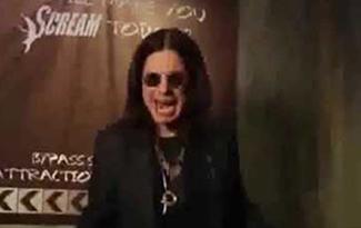 Ozzy Osbourne en el museo de cera