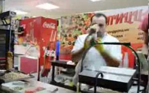 El maestro del kebab
