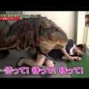 La broma del dinosaurio: Versión extendida