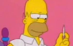 Homer, ¿un piti?