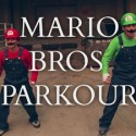 Así entrena Super Mario