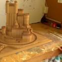 El castillo de Juego de Tronos