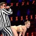 El disfraz de Miley Cyrus