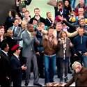 El centro de atención (A cappella style)