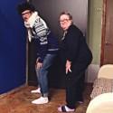 El friky y su abuela
