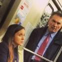 Gente del metro