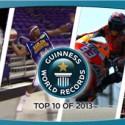 Los 10 mejores records Guiness del 2013