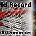 Nuevo record de dominó