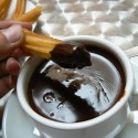 ¡Chocolate con churros!