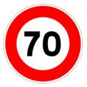 ¡El 70!