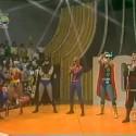La banda de los superhéroes