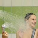 Una ducha rapida