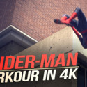 Parkour con Spiderman