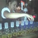 Sirviendo copas modo pro