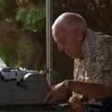 El artista de la máquina de escribir