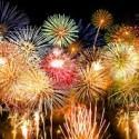 ¡Viva los fuegos artificiales!