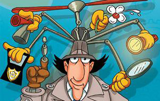 Ni el inspector Gadget - tontaKos.com