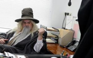 ¡¡¡Hobbit Office!