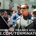 """El """"pequeño"""" Arnold y sus bromas"""