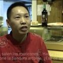Un chino franquista